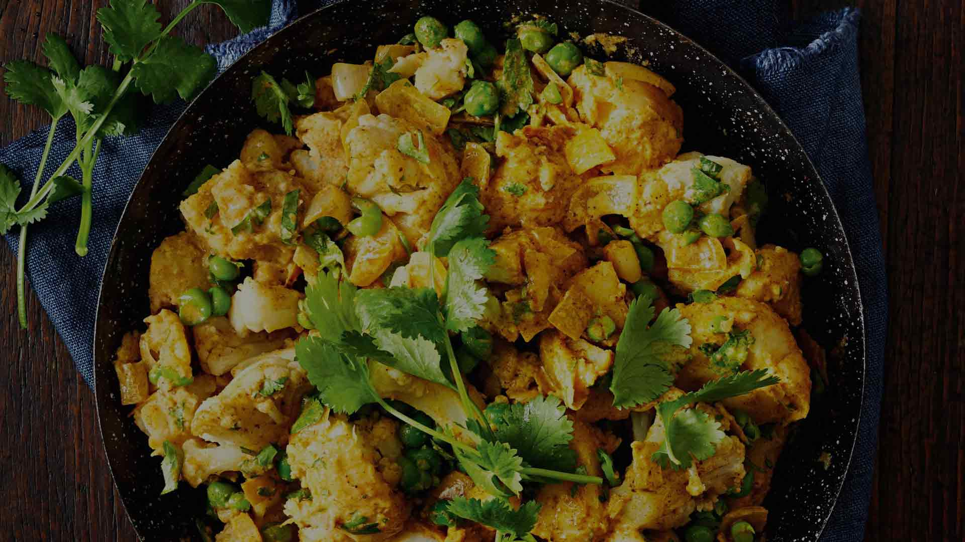 Aloo Gobi Masala|NW DOWNTOWN,  WASHINGTON DC